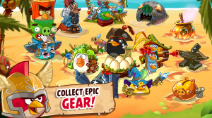 Android Angry Birds Epic RPG Screen 5