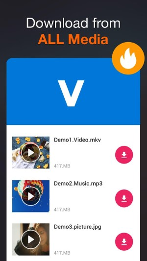 All Video Downloader 2019 1.2.3 Screen 1