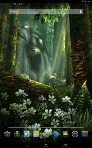 Android Forest HD Screen 13