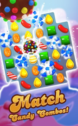 Android Candy Crush Saga Screen 12