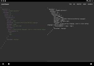Json Viewer 1.1.8 Screen 3
