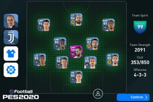 eFootball PES 2020 4.2.0 Screen 22