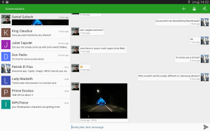 Conversations (Jabber / XMPP) 2.2.9+pcr Screen 7