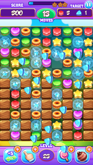 Cookie Forest 1.0.0 Screen 2