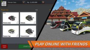 Bus Simulator Indonesia 3.4 Screen 2