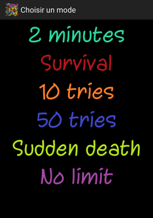 Mental Arithmetic 9.1 Screen 6