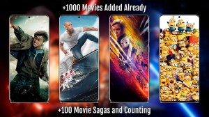 Awesome Movie Wallpapers S20 - HD / 4K Posters 2.08 Screen 3