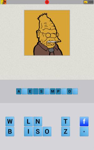Cartoon Quiz 1.7 Screen 4