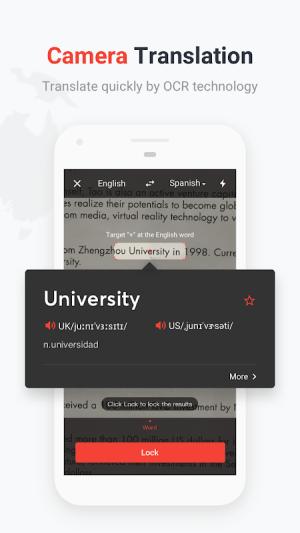 U-Dictionary: Oxford Dictionary Free Now Translate 4.5.1 Screen 6