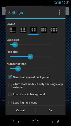Home Button Launcher 8.2 Screen 5