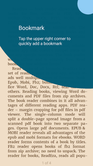ReadEra - book reader pdf, epub, word 19.11.05+1020 Screen 3