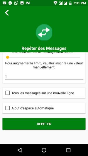 Android WAZATOOLS - Whatsapp status saver Screen 3