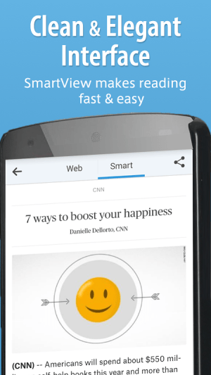 SmartNews 3.1.0 Screen 13