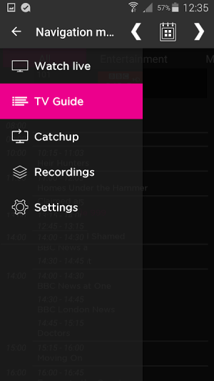 u-mee TV 19.09-release-build2019101709 Screen 1