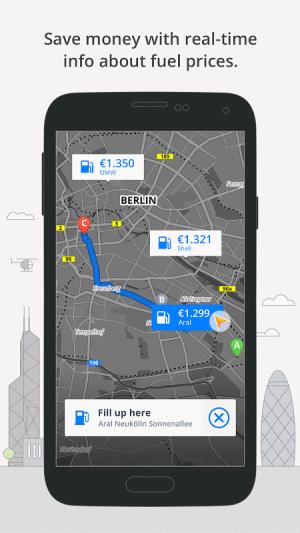 GPS Navigation & Maps Sygic 17.0.7 Screen 7