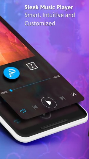 Boom: Music Player with 3D Surround Sound and EQ 1.1.1 Screen 1