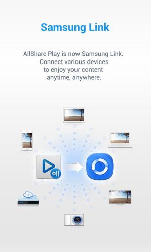 Samsung Link 1.8.2135 Screen 4