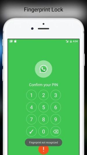 Fingerprint Pattern App Lock 4.79 Screen 7