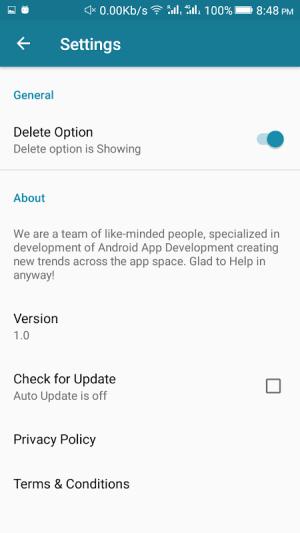 Status Saver -WhatsApp 2019 1.0.1 Screen 2