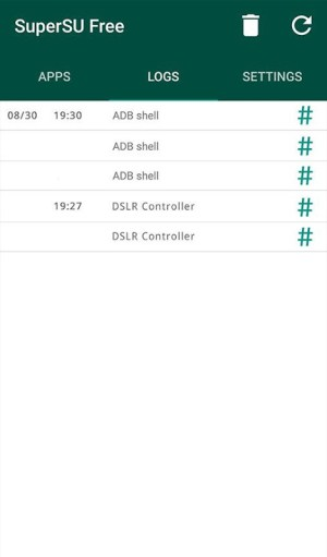 SuperSU 2.82 Screen 5