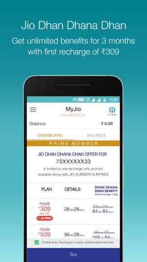 MyJio 3.2.38 Screen 5