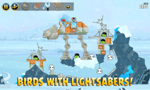 Android Angry Birds Star Wars Screen 6