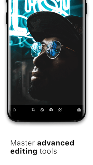 Polarr Photo Editor 4.6.0.4 Screen 3