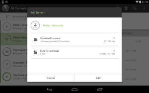µTorrent® Pro - Torrent App 6.1.8 Screen 4