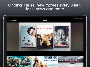 HBO GO: Stream with TV Package 21.0.2.182 Screen 1