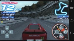 PPSSPP Gold - PSP emulator 1.4-2-648bc5da0a495ddc922ee89457ee6c29f99b928c Screen 1