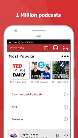Android myTuner Radio - Free FM Radio Screen 3