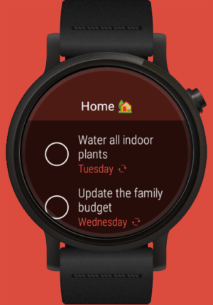 Todoist: To-do lists for task management & errands 13.4.2 Screen 13