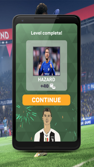 Android FIFA 20 and PES 2020 - Guess the Footballer! Screen 6
