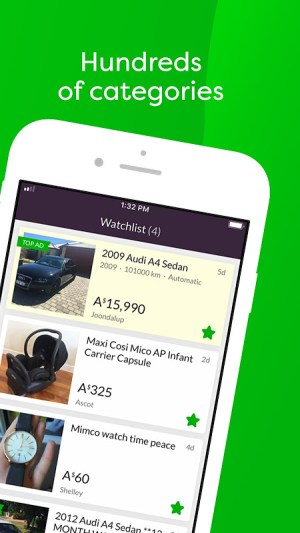 Android Gumtree: Buy and Sell to Save or Make Money Today Screen 1