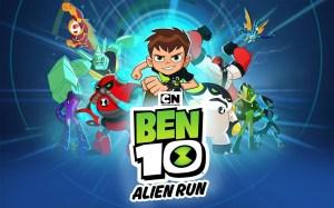 Android Ben 10 Alien Run Screen 14