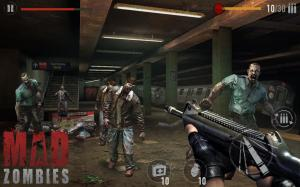 MAD ZOMBIES : Free Sniper Games 5.6.0 Screen 1