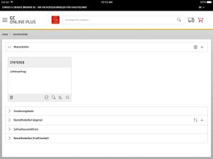 de.onlineplus.mobile.gc 4.0.0 Screen 11