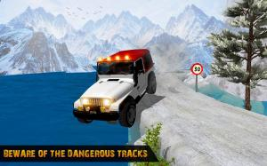 Android Offroad Jeep Driving Pro Master :uphill Jeep Drive Screen 8