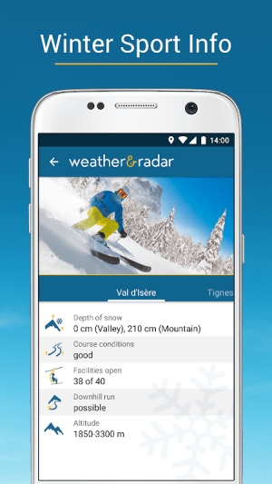 Weather & Radar Pro -  Ad-Free 4.42.1 Screen 14