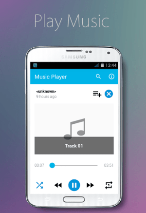 Music Player 1.0 Screen 5