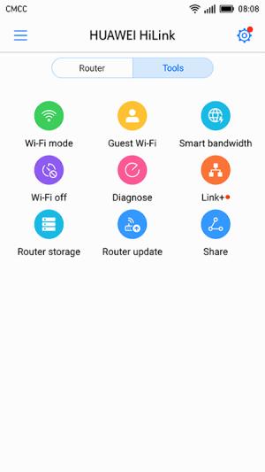 Huawei HiLink (Mobile WiFi) 9.0.1.323 Screen 3