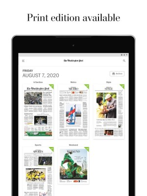 The Washington Post 5.9.1 Screen 2