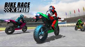 Android Bike Race X Speed Screen 6
