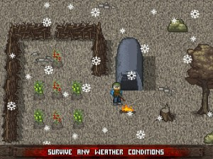 Android Mini DAYZ: Zombie Survival Screen 8
