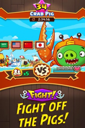 Angry Birds Fight! RPG Puzzle 2.5.6 Screen 4