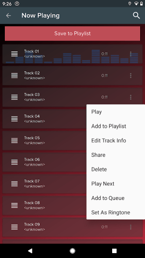 Pi Music Player - Free MP3 Player & YouTube Music 3.1.1.0c Screen 8