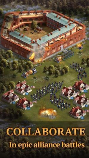 Android War and Peace: The #1 Civil War Strategy Game Screen 6