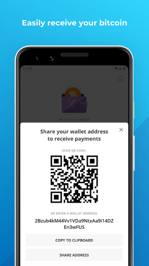 Paxful Bitcoin Wallet 1.6.1.464 Screen 3