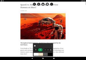 Article Reader Offline 2.65 Screen 6