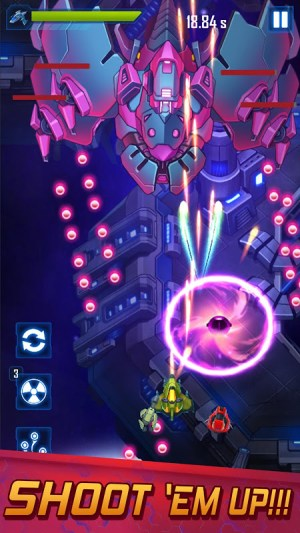 Wind Wings: Space Shooter - Galaxy Attack 1.0.10 Screen 5